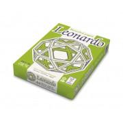 Carta A4 Riciclata Fabriano Leonardo 80 g/mq 500 fogli per fotocopie e stampe digitali