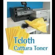 Panno Cattura Toner Tcloth - 3 pezzi