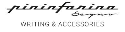 Pininfarina Segno Logo